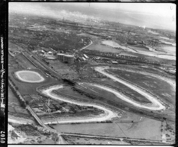 Penarth Rd Stadium