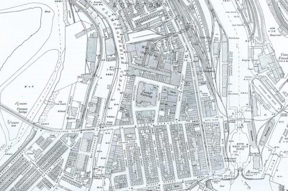 Mount Stuart Square, 1915