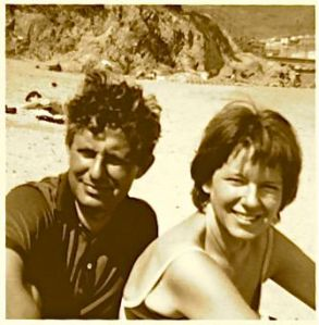 Dannie & Joan at Ogmore