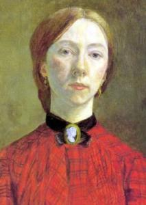 Self Portrait by Gwen John